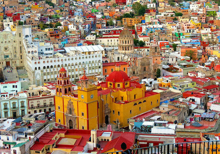 Sophie Goes To Mexico City